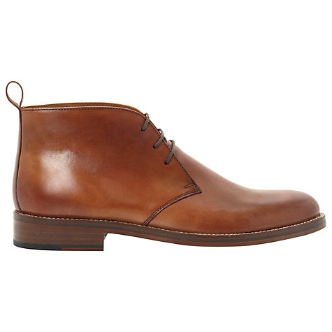 Buy Bertie Mile End Chukka Leather Boots Online at johnlewis.com