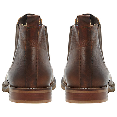 Buy Bertie Clapham Common Leather Chelsea Boots Online at johnlewis.com