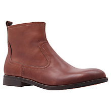 Buy KG by Kurt Geiger Kryton Leather Boots Online at johnlewis.com