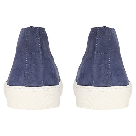Buy KG by Kurt Geiger Verve Suede Desert Boots Online at johnlewis.com