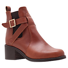Buy Carvela Sadie Jodhpur Chelsea Boots, Tan Online at johnlewis.com