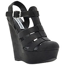 Buy Steve Madden Luvley Cage Sandals Online at johnlewis.com
