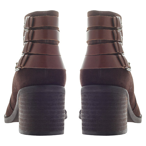 Buy Carvela Spam Suede Ankle Boots Online at johnlewis.com
