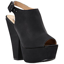 Buy Steve Madden Gabby Platform Sandal Shoes Online at johnlewis.com