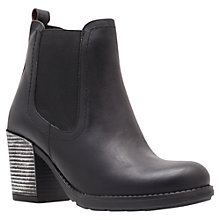Buy Carvela Save Chelsea Boots, Black Online at johnlewis.com