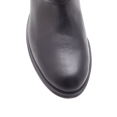 Buy Carvela Saturn Ankle Boots, Black Online at johnlewis.com