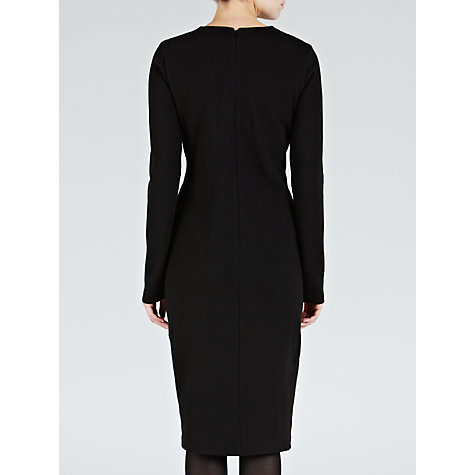 Buy Needle & Thread Jewel Dress, Black Online at johnlewis.com