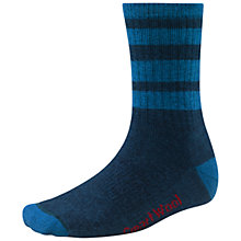 Buy SmartWool Striped Hike Medium Crew Socks Online at johnlewis.com