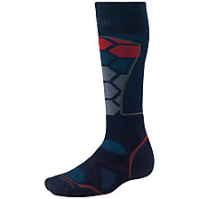 Buy SmartWool PHD Ski Medium Socks, Navy Online at johnlewis.com