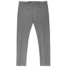 Buy Reiss Barber Textured Puppytooth Trousers Online at johnlewis.com