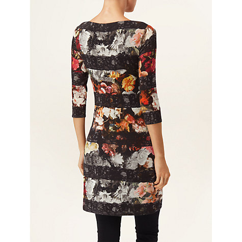 Buy Phase Eight Stripe Lace Tunic, Multi Online at johnlewis.com