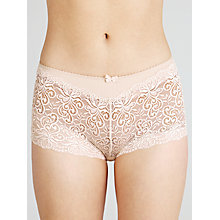 Buy John Lewis Lauren Lace Hipster Briefs Online at johnlewis.com