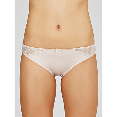 COLLECTION by John Lewis Ava Embroidered Briefs