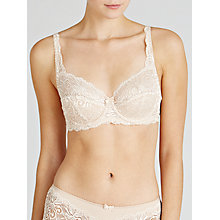 Buy John Lewis Lauren Lace Padded Bra Online at johnlewis.com