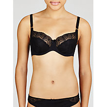 Buy John Lewis Ava Embroidered Full Cup Bra Online at johnlewis.com