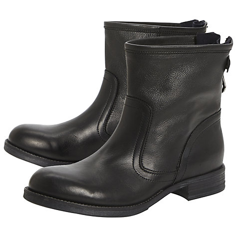 Buy Bertie Pyrena Leather Ankle Boots Online at johnlewis.com