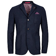 Buy Ted Baker Justit Blazer, Navy Online at johnlewis.com