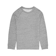 Buy Reiss Roch Slubby Cotton Jumper Online at johnlewis.com