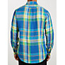 Buy Polo Ralph Lauren Check Linen Shirt, Royal Blue/Green Online at johnlewis.com