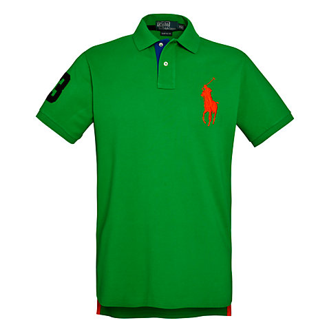 Buy Polo Ralph Lauren Comfort Fit Polo Top Online at johnlewis.com
