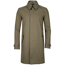 Buy Ted Baker Mazing Removable Collar Mac, Neutrals Online at johnlewis.com