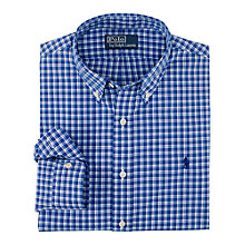 Buy Polo Ralph Lauren Striped Long Sleeve Shirt Online at johnlewis.com