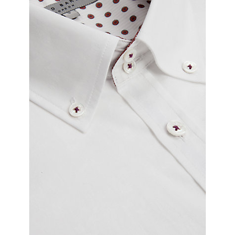 Buy Ted Baker Teabag Floral Shirt Online at johnlewis.com
