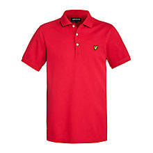 Buy Lyle & Scott Vintage Slim Fit Polo Shirt Online at johnlewis.com