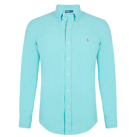 Buy Polo Ralph Lauren Oxford Slim Fit Shirt Online at johnlewis.com