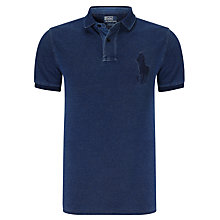 Buy Polo Ralph Lauren Custom Fit Washed Polo Top Online at johnlewis.com