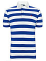 Polo Ralph Lauren Stripe Custom Fit Polo Shirt
