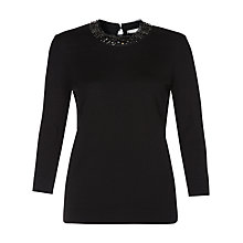 Buy Fenn Wright Manson Jenni Jumper, Black Online at johnlewis.com