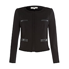 Buy Fenn Wright Manson Elaine Jacket, Black Online at johnlewis.com