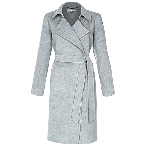 Buy Fenn Wright Manson Renee Coat, Steel Grey Online at johnlewis.com