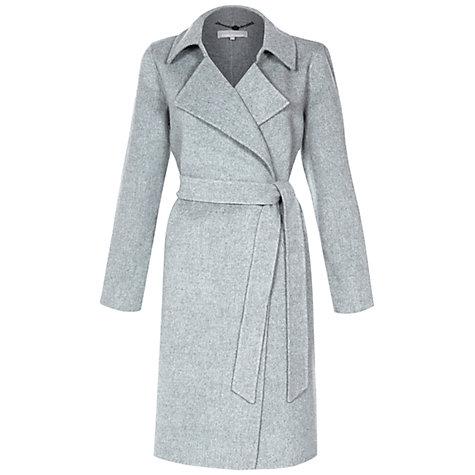 Buy Fenn Wright Manson Renee Coat, Steel Grey Online at johnlewis.com