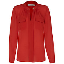 Buy Fenn Wright Manson Gabriella Top, Pillarbox Red Online at johnlewis.com