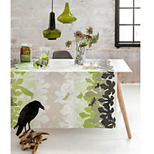Buy Susanne Schjerning Jungle Fever Wipe Clean Tablecloth Online at johnlewis.com