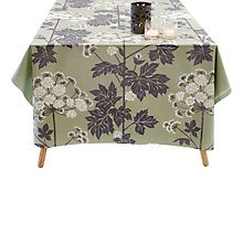 Buy Susanne Schjerning Umbrellifer Wipe Clean Tablecloth Online at johnlewis.com