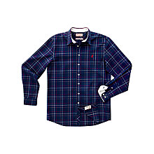 Buy Thomas Pink Shears Check Long Sleeve Shirt Online at johnlewis.com