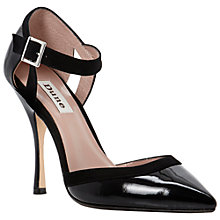Buy Dune Caletta Two Tone Court Shoes Online at johnlewis.com