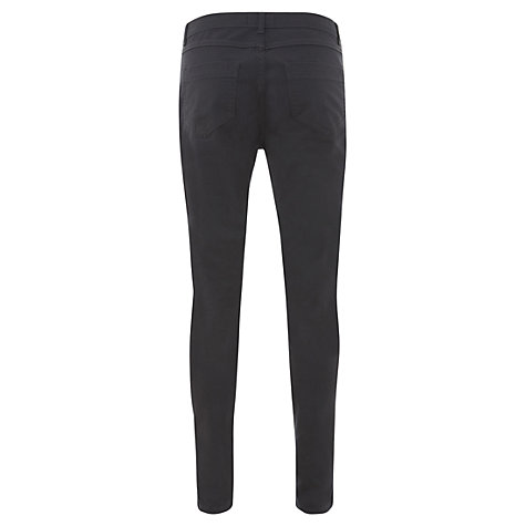 Buy Mint Velvet Triple Zip Jeans Online at johnlewis.com