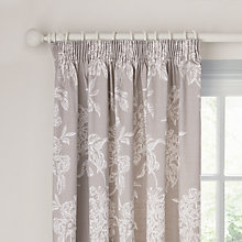 Buy John Lewis Ambleside Lined Pencil Pleat Curtains Online at johnlewis.com