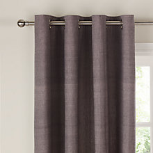 Buy House by John Lewis Lined Eyelet Curtains Online at johnlewis.com