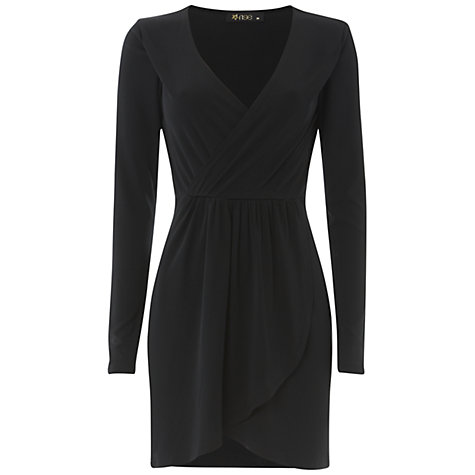 Buy Rise Paris Dress, Black Online at johnlewis.com