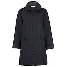 Buy Jacques Vert Reversible Mac, Black Online at johnlewis.com