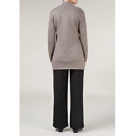 Buy Windsmoor Lurex Cardigan, Mink Online at johnlewis.com