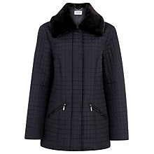 Buy Windsmoor Short Mini Quilted Jacket Online at johnlewis.com
