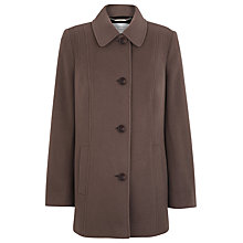 Buy Windsmoor Galaxy Coat, Mink Online at johnlewis.com