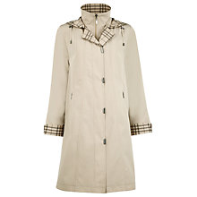 Buy Jacques Vert Mac With Removable Lining, Neutral Online at johnlewis.com