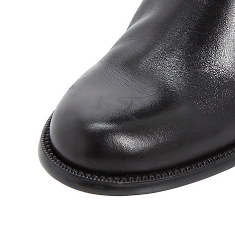 Buy Dune Toffee Knee High Riding Boots Online at johnlewis.com